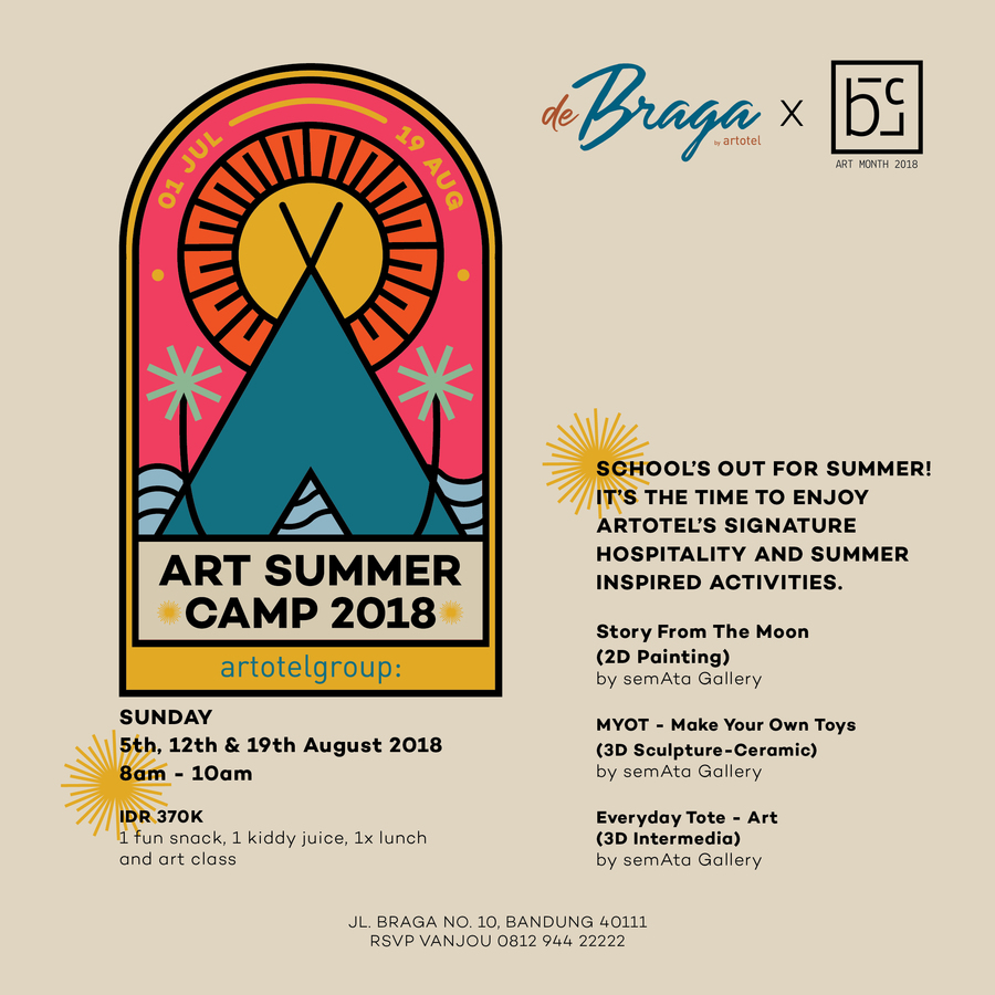 Art Summer Camp 2018 - de Braga by ARTOTEL, ©