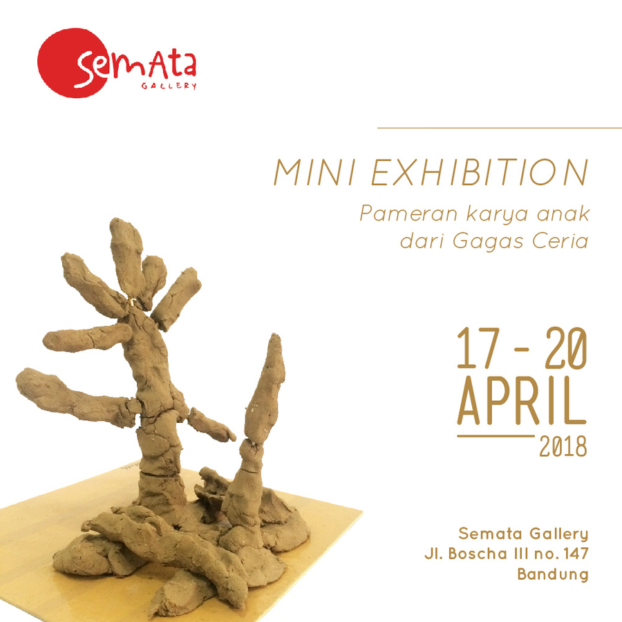 MINI EXHIBITION - Pameran karya anak, ©